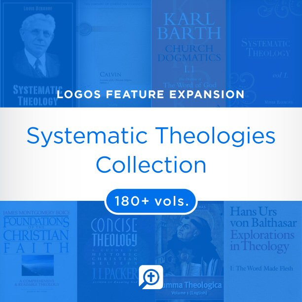 Systematic Theologies Collection