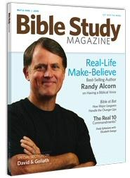 Bible Study Magazine—May-June 2009 Issue