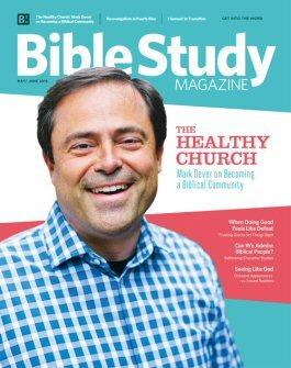 Bible Study Magazine—May–June 2015 Issue