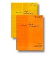 Exploring the New Testament (2 vols.)
