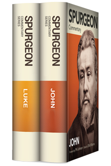 Spurgeon Commentary Collection: Gospels (2 vols.)