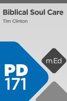 Mobile Ed: PD171 Biblical Soul Care