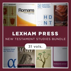 Lexham Press New Testament Studies Bundle (31 vols.)
