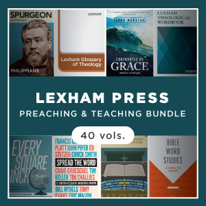 Lexham Press Preaching & Teaching Bundle (40 vols.)