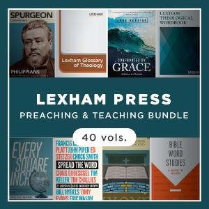 Lexham Press Preaching & Teaching Bundle (40 vols.)