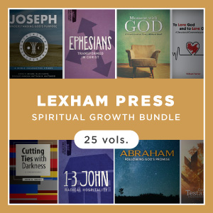 Lexham Press Spiritual Growth Bundle (25 vols.)