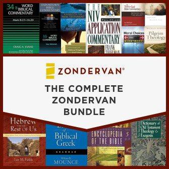 The Complete Zondervan Bundle (372 vols.)