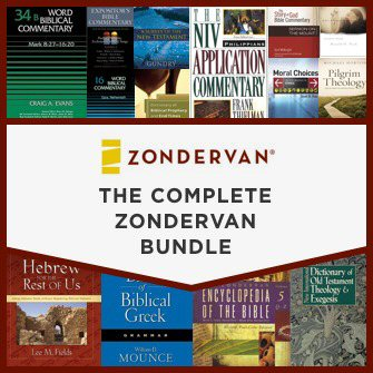 The Complete Zondervan Bundle (372 vols.)