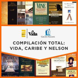 Compilación Total: Vida, Caribe y Nelson (112 vols.)