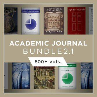 Academic Journal Bundle 2.1 (500+ vols.)