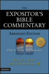 The Expositor's Bible Commentary: Abridged (2 vols.)