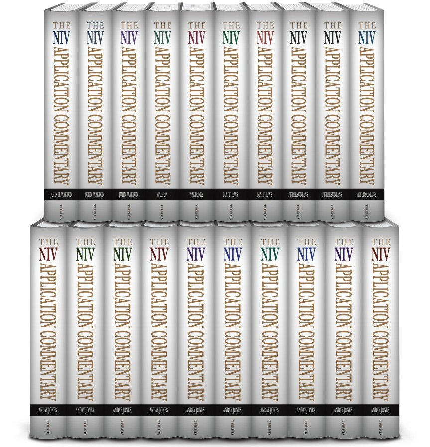 NIV Application Commentary: New Testament (NIVAC) (20 vols.)