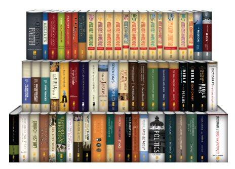 Zondervan Bible Reference Bundle 3 (62 vols.)