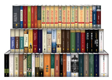 Zondervan Bible Reference Bundle 3 (62 vols.)