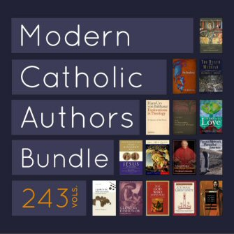 Modern Catholic Authors Bundle (243 vols.)