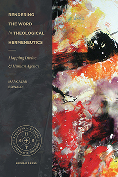 "Bowald, ""Rendering the word"" cover"