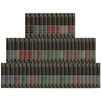Great Books of the Western World (60 vols.)