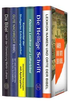 German Bible Versions/Deutsche Bibelausgaben (6 vols.)