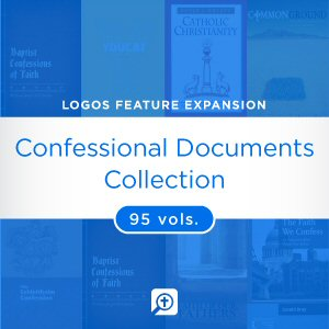 Confessional Documents Collection (95 vols.)