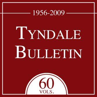 Tyndale Bulletin (60 vols.)