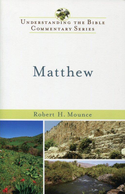 Understanding the Bible Commentary: Matthew