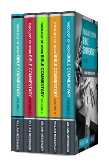 Theology of Work Bible Commentary (5 vols.)