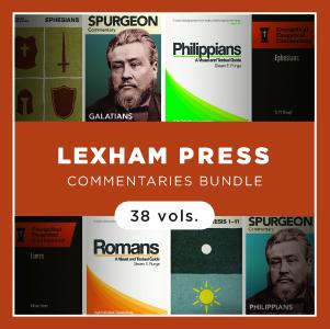 Lexham Press Commentaries Bundle (45 vols.)