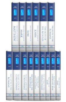 Pillar New Testament Commentary (17 vols.)