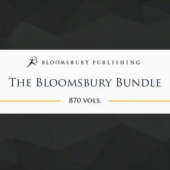 The Bloomsbury Bundle (871 vols.)