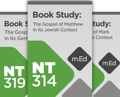 Mobile Ed: Craig Evans Synoptic Gospels Bundle (3 courses)