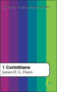 T&T Clark Study Guides: 1 Corinthians