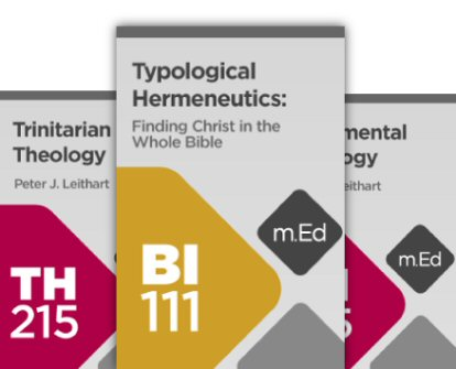 Mobile Ed: Peter J. Leithart Theology Bundle (3 courses)