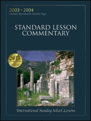 Standard Lesson Commentary, 2003–2004