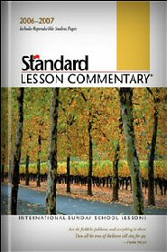 Standard Lesson Commentary, 2006–2007