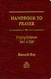Handbook To Prayer