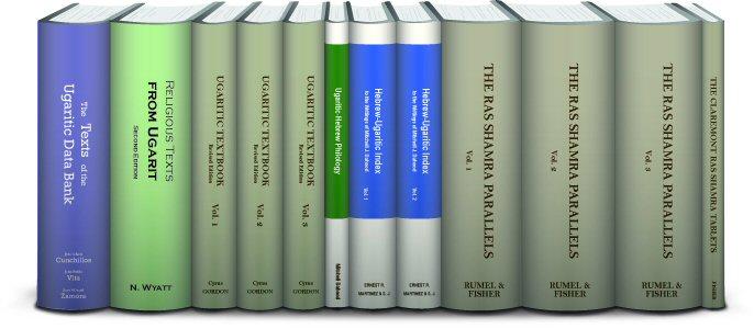 Ugaritic Library (12 vols.)