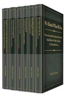 Library of Hebrew Bible/OT Studies: JSOTS on Torah (6 vols.)