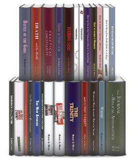 The Works of Dr. Robert A. Morey (33 vols.)