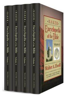 Baker Encyclopedia of the Bible (4 vols.)