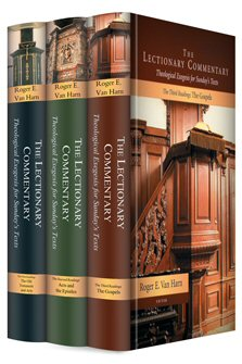The Lectionary Commentary: Theological Exegesis for Sunday's Texts (3 vols.)