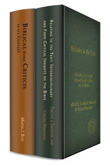 Form Criticism Collection (2 vols.)