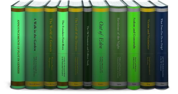 Studies on Genesis (11 vols.)