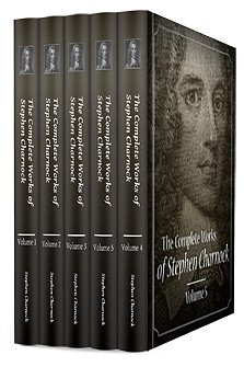 The Complete Works of Stephen Charnock (5 vols.)