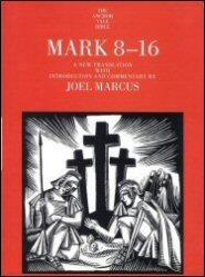 Anchor Yale Bible: Mark 8–16