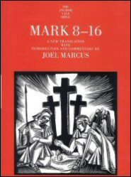 Anchor Yale Bible: Mark 8–16