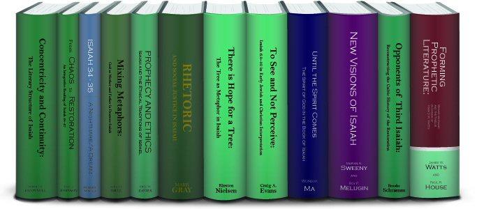Studies on Isaiah (12 vols.)