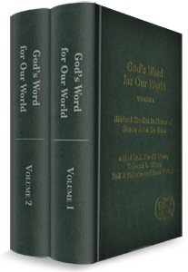 God's Word for Our World (2 vols.)