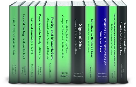 Old Testament Law Collection (11 vols.)
