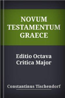 Tischendorf's Greek New Testament