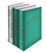 Studies on Proverbs (3 vols.)